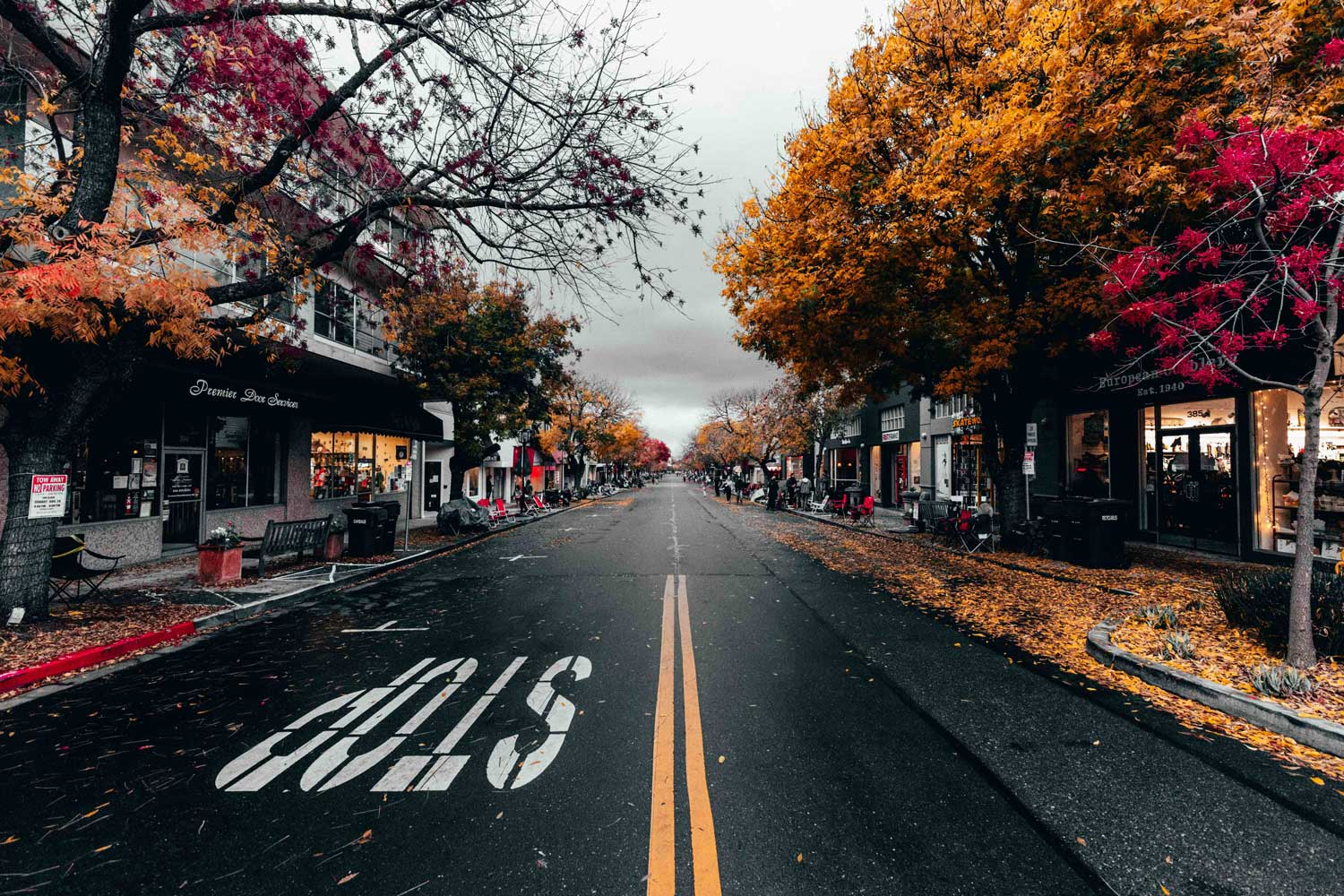 Downtown Los Altos, Los Altos, United States — Photo by Ian Mackey on Unsplash