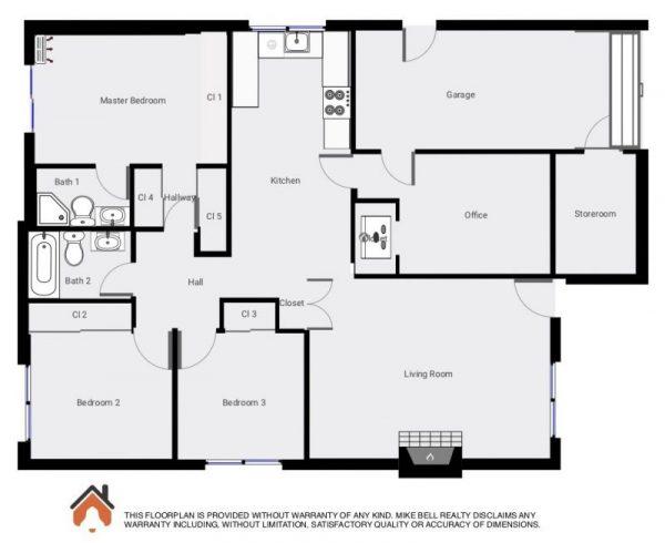 Floor Plan.121 Greentree